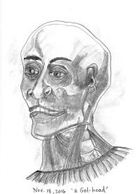 'a Gel-head'