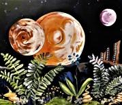 alien garden