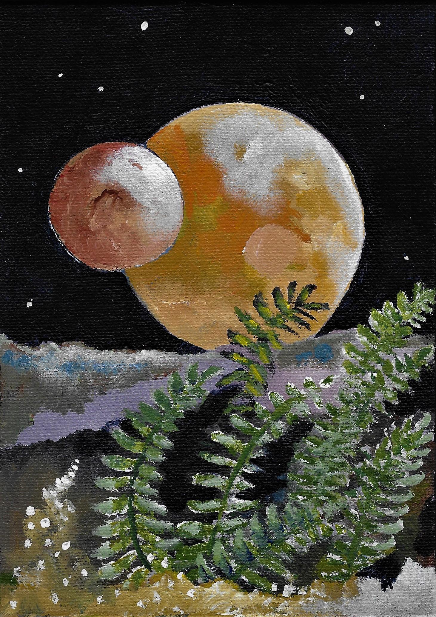 alien moons