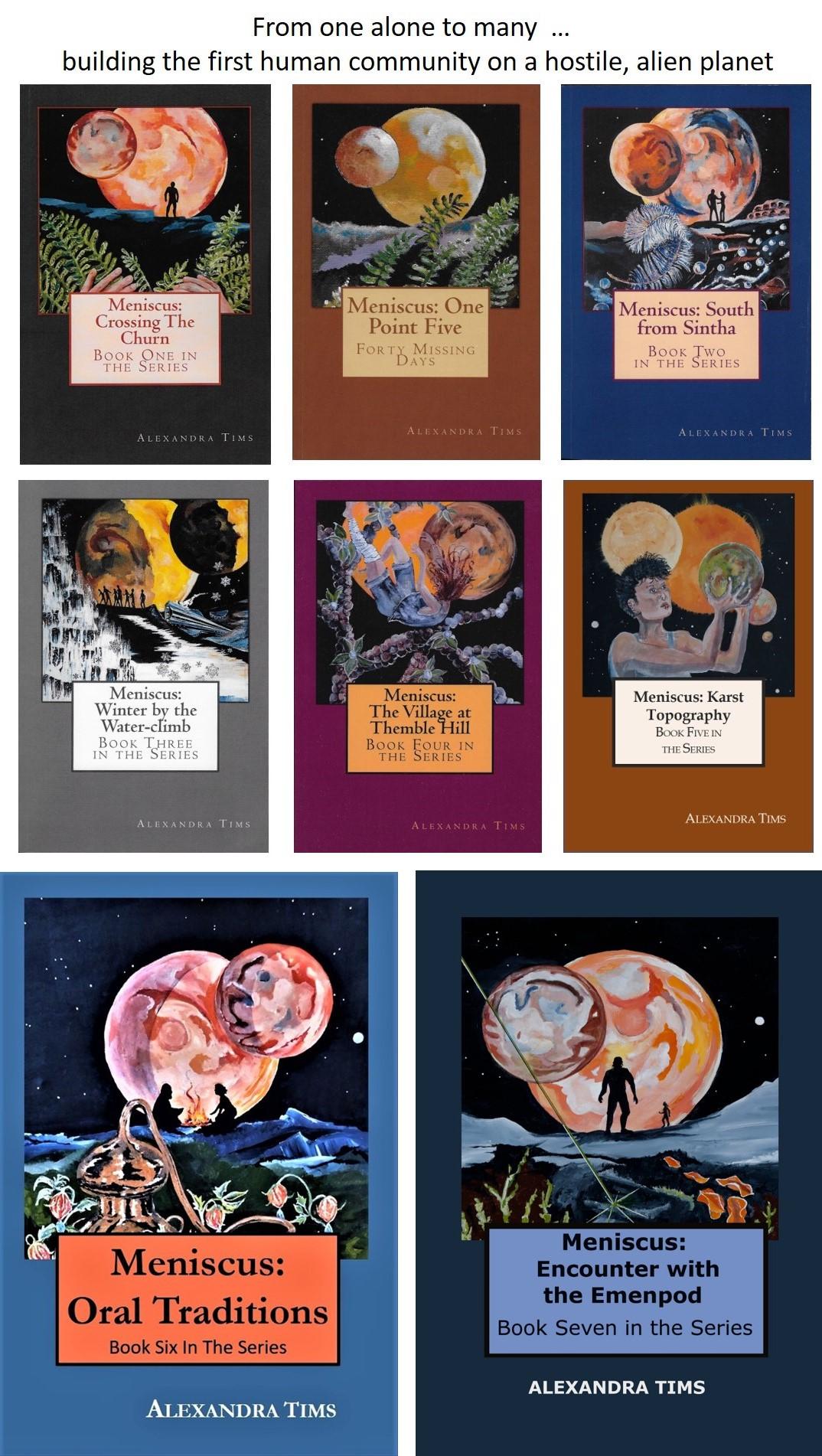 first eight books (2)